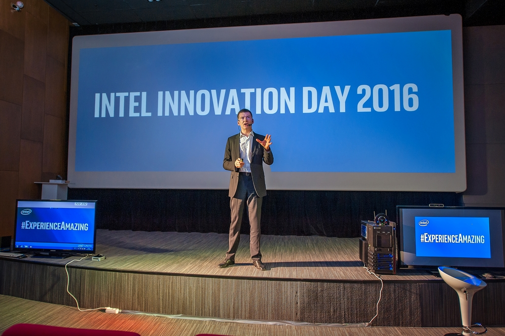 Intel Innovation Day 2016